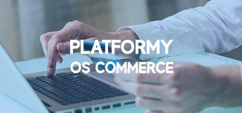 Różne platformy e-commerce